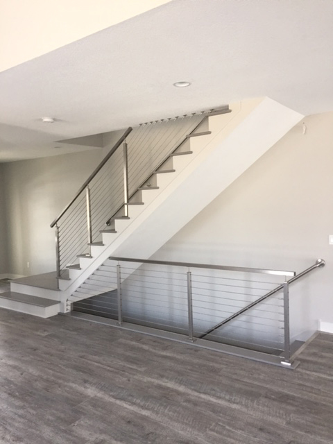 Cable railing from creative stair parts indital usa