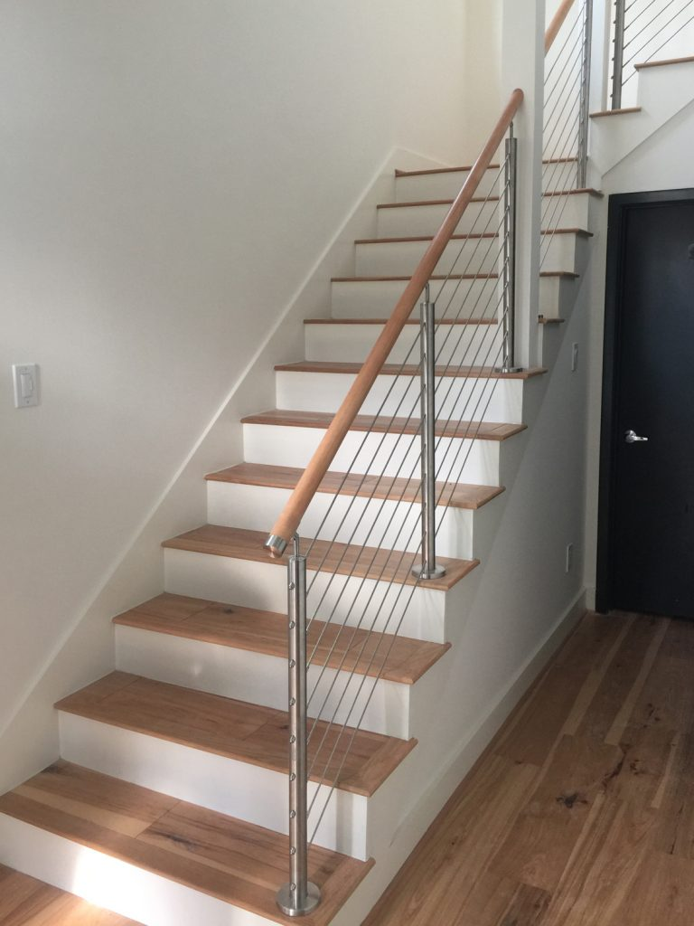 Stainless Steel Cable Rope Railing System | Indital USA