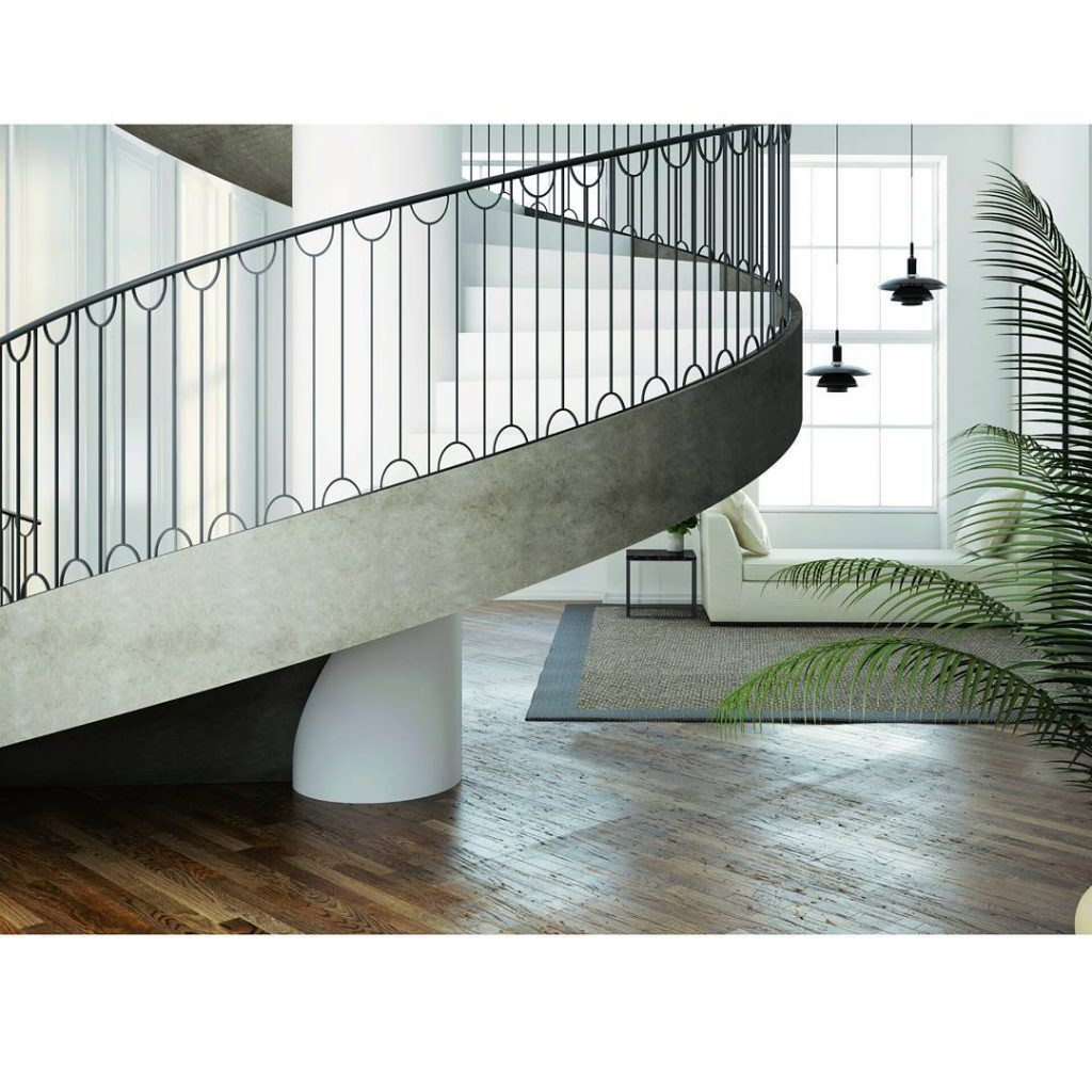 Wrought iron balusters and rails indital usa